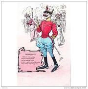 CMCTPA5704CPA-LFTMD8147TCM.Tarjeta Postal Comicas.Humor. PERSONAJES DE COMIC.Monologo - Cómics