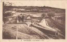 MILITARIA  -  CHUIGNES - 80 -  La Bertha - Guerre 1914-18