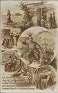 Les Femmes De France / Poilus - Guerre 1914-18