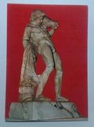 ERCOLANO - CASA DEI CERVI - SATIRO CON L' OTRE (8733) - Ercolano