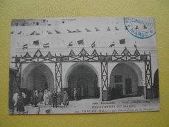 Les Décorations De La Douane. - Tanger