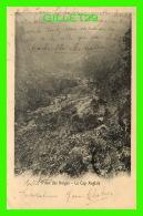 LA RÉUNION - PITON DES NEIGES, LE CAP ANGLAIS - CIRCULÉE EN 1904 - - Réunion