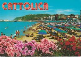 Cartolina - Postcard - Cattolica - Rimini - Rimini