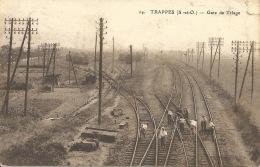 78   TRAPPES  GARE DE TRIAGE - Trappes