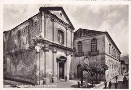 AIROLA  (BN)  /  Piazza Municipio - Benevento