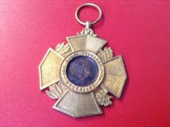 Medaille Orden Medal An Öse Sport Pedestre Bruxelles Ohne Datum Belgien - Belgique