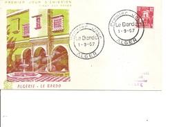 Algérie - Alger-LeBardo ( FDC De 1957 à Voir) - Algeria (1924-1962)