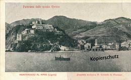 AK, Monterosso Al Mare - Italien
