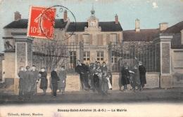 91 - Boussy-Saint-antoine - Belle Animation Devant La Mairie - France