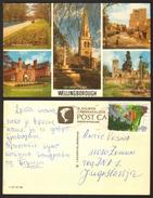 UK Wellingborough Stamp  #22283 - Northamptonshire
