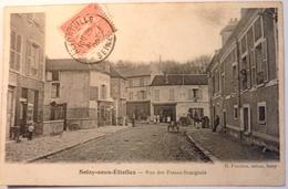 RUE DES FRANCS BOURGEOIS - SOISY SOUS ETIOLLES - Other Municipalities