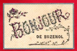 Buzenol ( Etalle ). Bonjour  De Buzenol. - Etalle