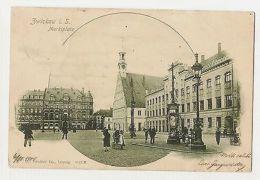 GERMANY - ZWICKAU I.S. MARKTPLATZ - EDIT DR. TRENKLER - 1900s  (1247 ) - Non Classificati