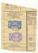 665A -België Spoorweg Chemin De Fer Stempel CHERAIN Op Fragment RONDSTEMPEL - 1942-1951