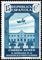 España 0715 ** Prensa Aereo. Escuela Nazaret. 1936 - 1931-Hoy: 2ª República - ... Juan Carlos I