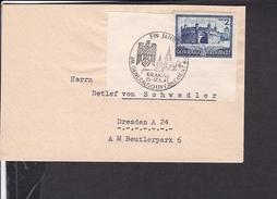 Brief Generalgouvernement Sonderstempel Krakau 1941 - Deutschland