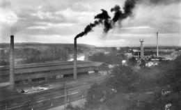 BONNIERES    /  78      /  VUE GENERALE  SUR USINE PIRET ET  SINGER      CPM / CPSM 10 X 15 - Industrie