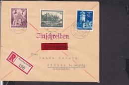 Brief Generalgouvernement Stempel Warschau 1942 ? - Briefe U. Dokumente