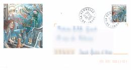 D1006 Entier / Stationery / PSE - PAP Meilleurs Voeux 1995 - Agrément 888-346/001 - Prêts-à-poster:  Autres (1995-...)
