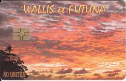 WALLIS & FUTUNA - Lever De Soleil à Nukuhione(no Number), Tirage 3000, Used - Wallis Und Futuna