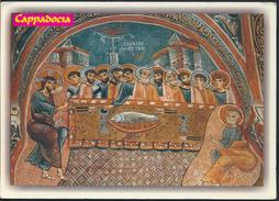 °°° GF79 - TURKEY - CAPPADOCIA - KARANLIK CHURCH - With Stamps °°° - Turchia