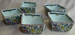 5 Ceramic Dishes ( Japanese ) - Ceramics & Pottery