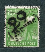 Germany, Soviet Zone 1948, MiNr 169 VI A; Bezirk 29 (Borne); Used - Zone Soviétique