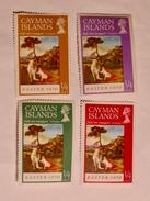 ILES CAÏMANS  1970  LOT# 3 - Iles Caïmans