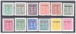 China Sinkiang 162-73  ** - Sinkiang 1915-49