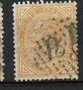 Italy 1863 10c Victor Emmanuel II Issue #27 - Used