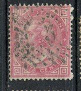 Italy 1863 40c Victor Emmanuel II Issue #31 - Used