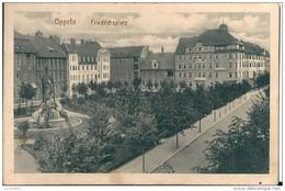 Pologne    OPPELN -  FRIEDRICHSPLATZ - Polen