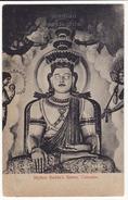 CEYLON Colombo - Mythre Buddha's Statue C1920s Vintage Postcard, CEYLAN - SRI LANKA - Sri Lanka (Ceylon)