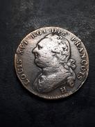 "12 DENIERS LOUIX XVI ""1792.4 H"" LAROCHELLE - 1789-1795 Period: Revolution"