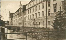 AK Fürstenfeldbruck, Gendarmerie- U. Polizeischule, O 1933, Aus Heftchen, Lilnker Rand Perforiert (3274) - Fuerstenfeldbruck