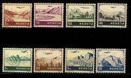 SWITZERLAND - 1941 AIR - Unused Stamps