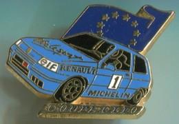 AB-RENAULT COUPE CLIO-Bleu - Renault