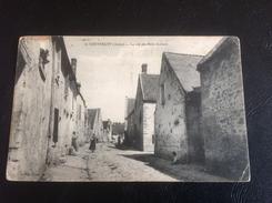 6 - CHEVREGNY La Rue Des Bons Enfants - 1914 - France