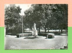 CPSM  FRANCE  47  ~  TONNEINS  ~  45  Le Monument De La Résistance  ( Combier Dentelée 1962 ) - Tonneins
