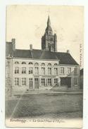 Roesbrugge - Rousbrugge   *  La Grand'Place Et L'Eglise - Poperinge