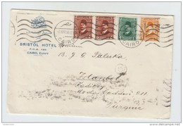 Egypt/Turkey COVER 1930 - Covers & Documents