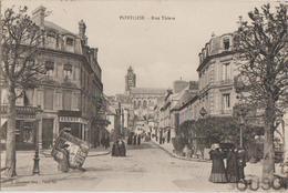 CPA 95 PONTOISE Rue Thiers 1920 - Pontoise
