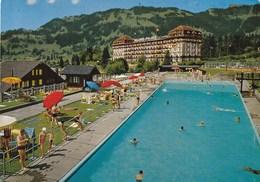 VILLARS LA PISCINE ET LE PALACE HOTEL - VD Vaud
