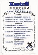 Marcapaginas KASTELL - OROPESA - Marcapáginas