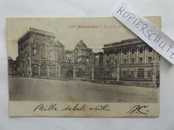 Alessandria, Castello Di Marengo, Gel. Ca. 1905 - Alessandria