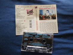 LES ENFOIRES K7 AUDIO VOIR PHOTO...ET LIRE IMPORTANT...  REGARDEZ LES AUTRES (PLUSIEURS) - Audio Tapes