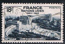 FRANCE : N° 819 Oblitéré (Palais De Chaillot) - PRIX FIXE - - Francia