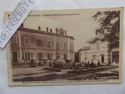 Anse (Rhone), Chateau De Messimieux (facade Nord), - Anse