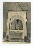 Italie - Italia - Italy - Toscana - Grosseto Sovena - Altare Greco Nella Chiesa Di S.maria - Grosseto