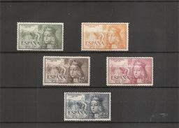 Espagne -Isabelle La Catholique   (  (PA 252/254XXX -MNH) - 1931-Heute: 2. Rep. - ... Juan Carlos I